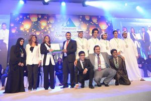 """ACK Business Students Win """"Best Student Company of 2014"""" and """"Best Social Impact of the Year"""""""