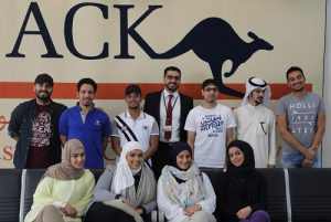 """ACK CT Holds """"Working Safely"""" Program for the Kuwait Industries Union"""