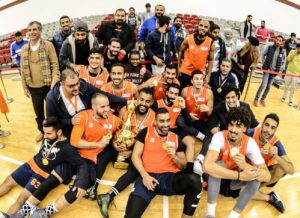 ACK Crowned Champions of the UAAK Basketball League