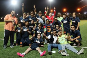 ACK Crowned Champions of the UCC Football League