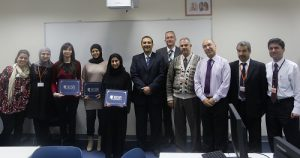 ACK Engineering Students Awarded by KISR