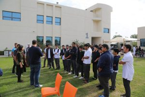 ACK Hosted an Open Day for High School Students