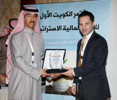 """ACK Participates in Kuwait's First Conference on """"Strategic Financial Management"""""""