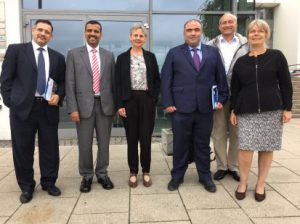 ACK Signs MOU with AALBORG University