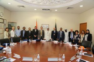 ACK Signs MOU with British Council Kuwait