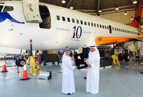 ACK Strengthens its Cooperation with UAE Civil Aviation Authority