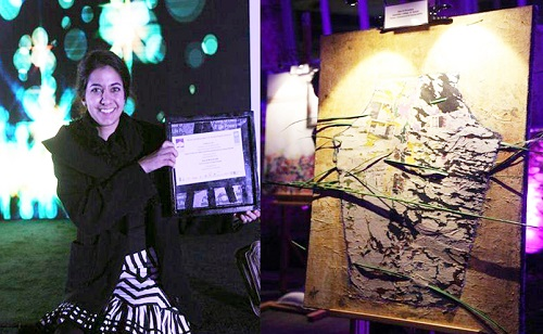 """ACK Student Wins 2nd Place in Argana's """"Art Competition"""""""