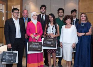 ACK Students Conclude Internship at Alghanim Industries