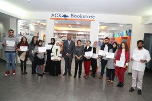 ACK Students First in Kuwait to Receive William Glasser's Institute Certification