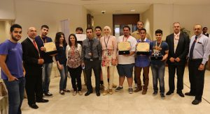 """ACK Takes 2nd place in the """"Third Kuwait National Robotics Competition"""""""