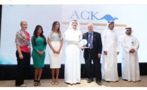 ACK Wins KOC's CEO HSSE Award for the Second Year