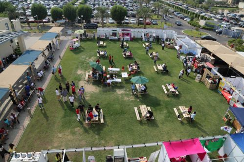 "ACK concludes its annual ""International Food Festival"""