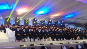 ACK holds its 11th Graduation Ceremony for the Class of 2012 / 2013