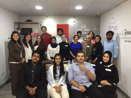 ACK students complete internship with Ameed Plaza