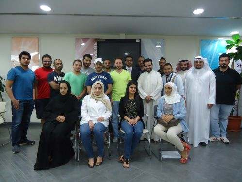"""Corporate Training Department Delivers """"Working Safely"""" Course to ACK Alumni"""