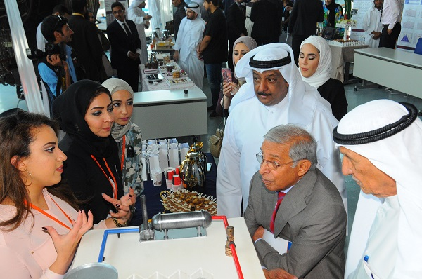"""Engineering Students Graduation Project Exhibition"" at ACK"