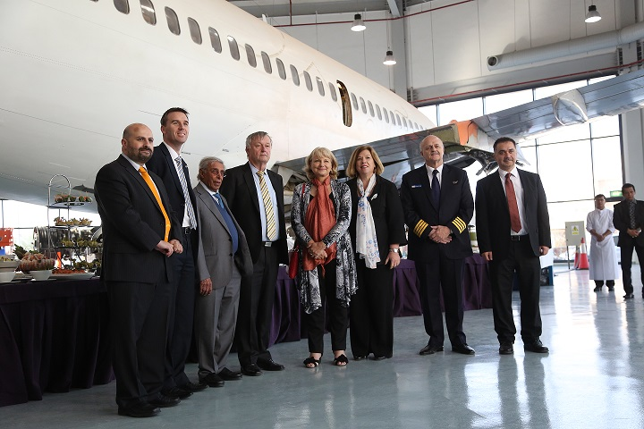 Official Australian Parliamentary Delegation Visits ACK