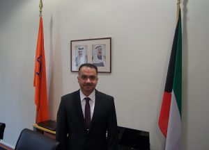 Professor Mohamad Terro appointed as ACK's New President