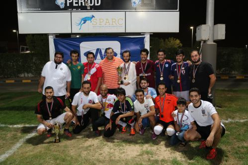 Third Ramadan Football Tournament Comes to an End