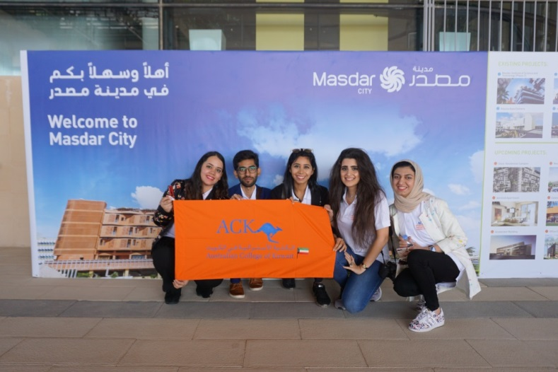 ACK Organizes the Innovation Entrepreneurship Tour in the United Arab Emirates