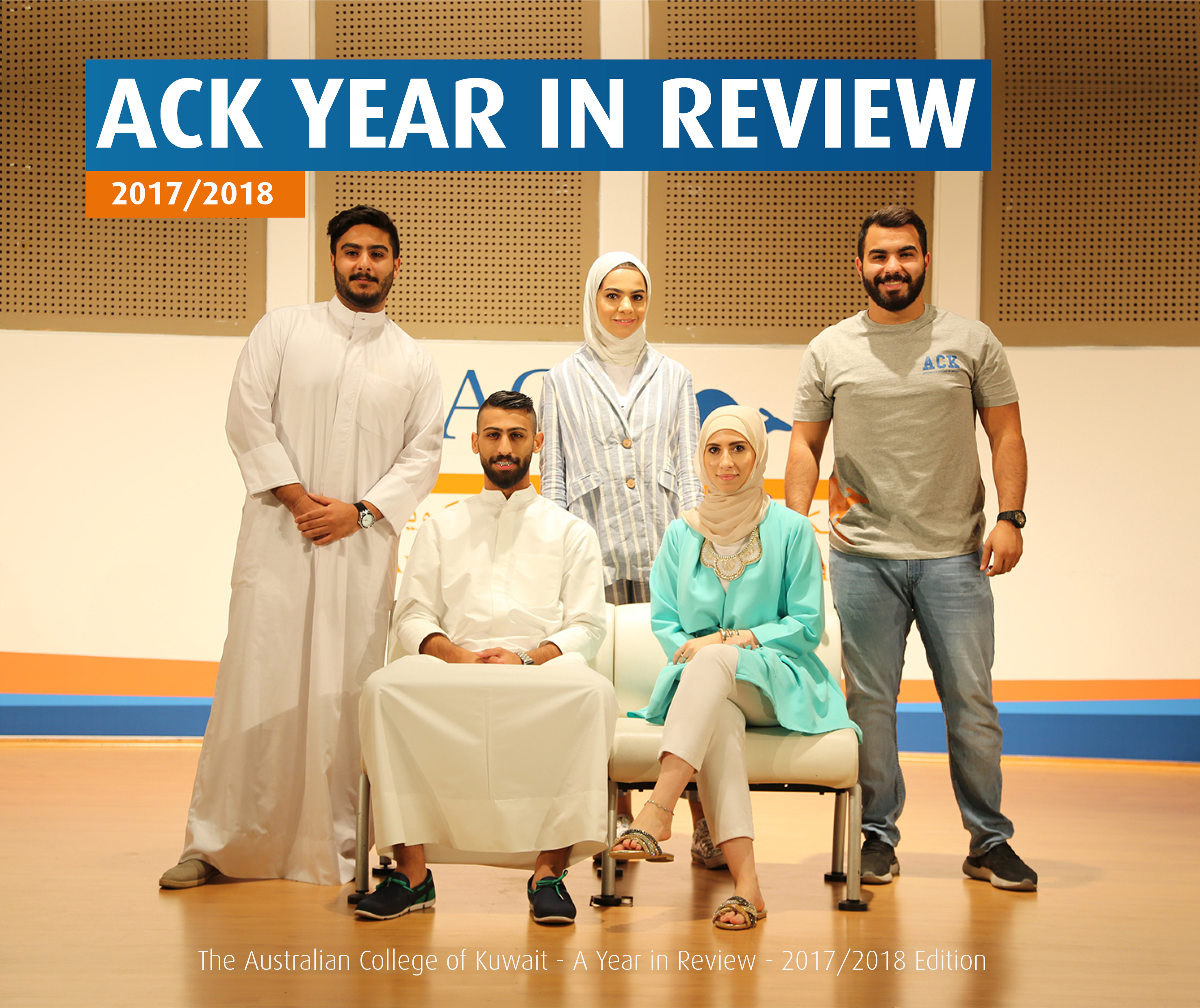 Second Annual ACK Year in Review (2017/2018)