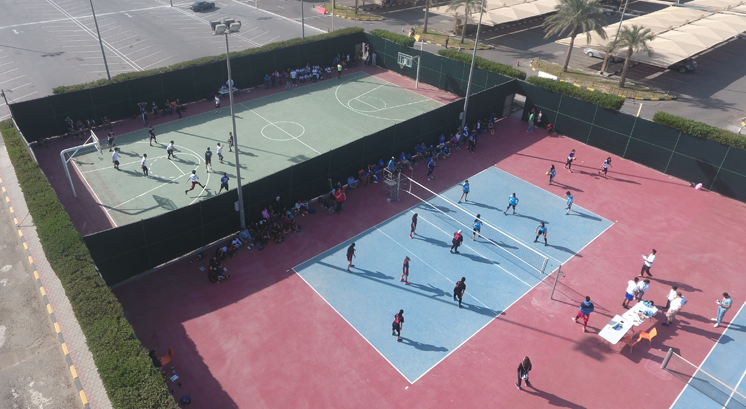 """ACK organized a """"Sports Day"""" for Private Schools in Kuwait"""