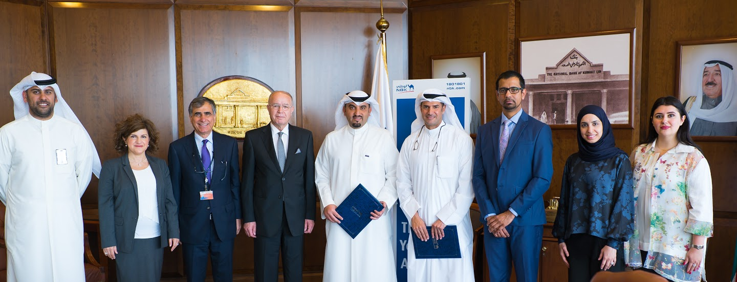 The Australian College of Kuwait Signs Cooperation Agreement with NBK