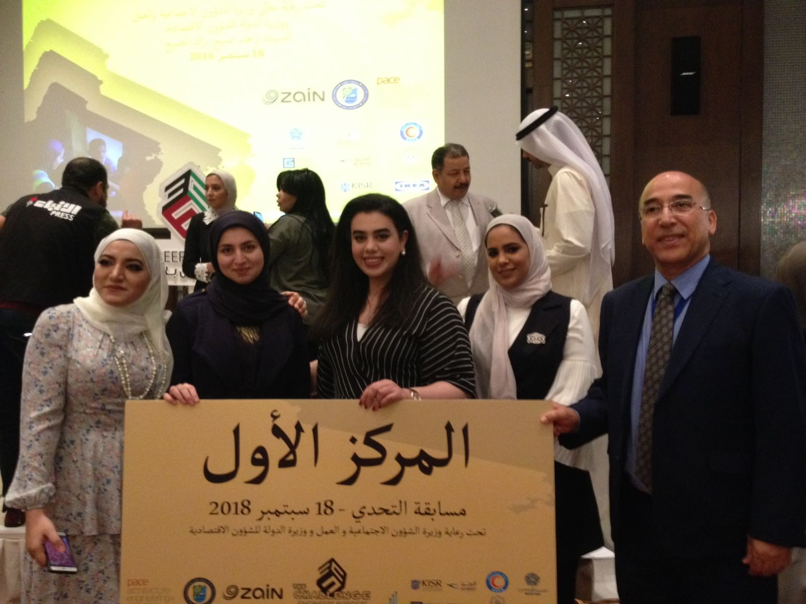 ACK alumni win Engineers without Borders Competition