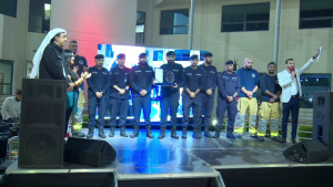 ACK hosts Fire Safety Day Event with the Kuwaiti Fire Department