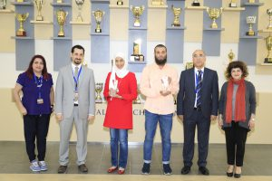 ACK Students Won Huawei ICT Competition Finals
