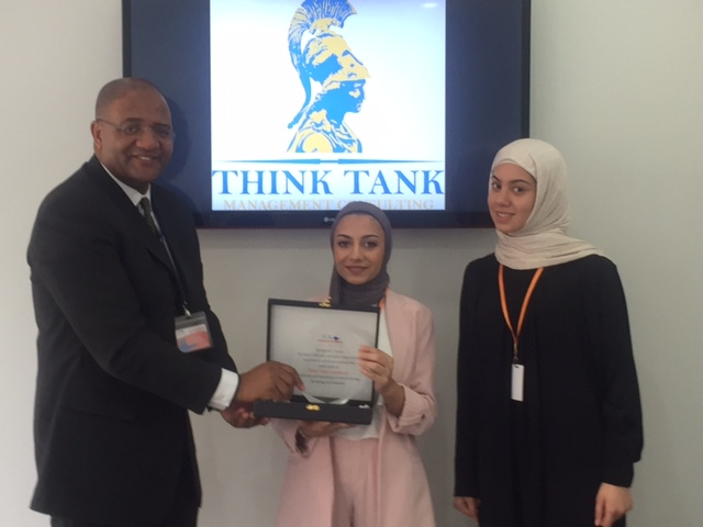 ACK Students Internship at Think Tank Management Consulting