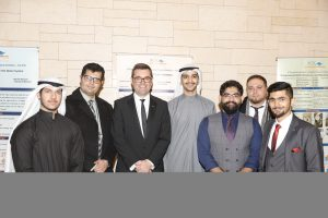 ACK attended Australia Day reception hosted by the Australian Embassy