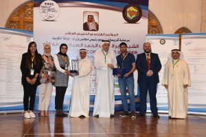 ACK Students Win IEEE 2nd Students and Young Professional GCC Competitions