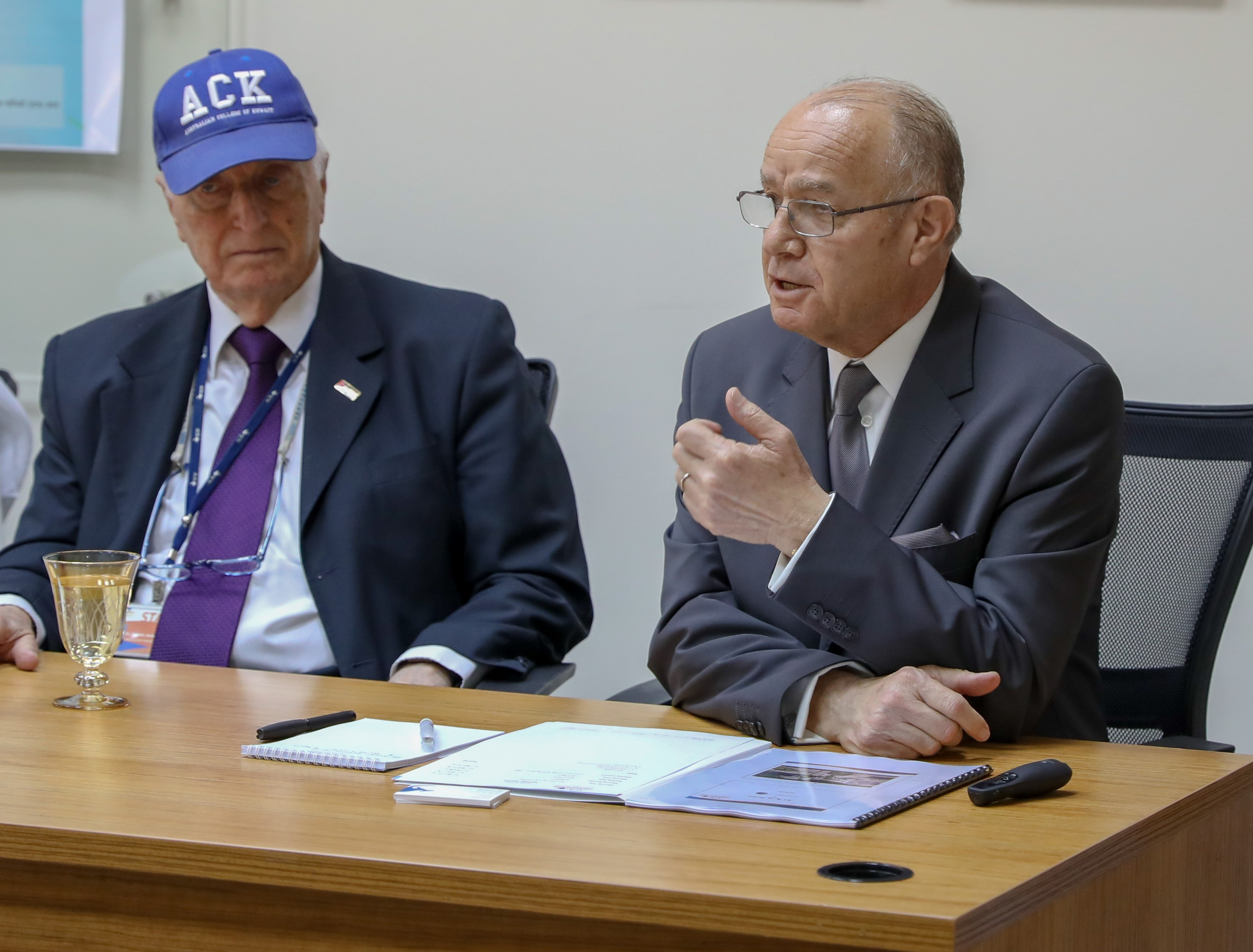 ACK and KNFSME Renew Collaboration Agreement