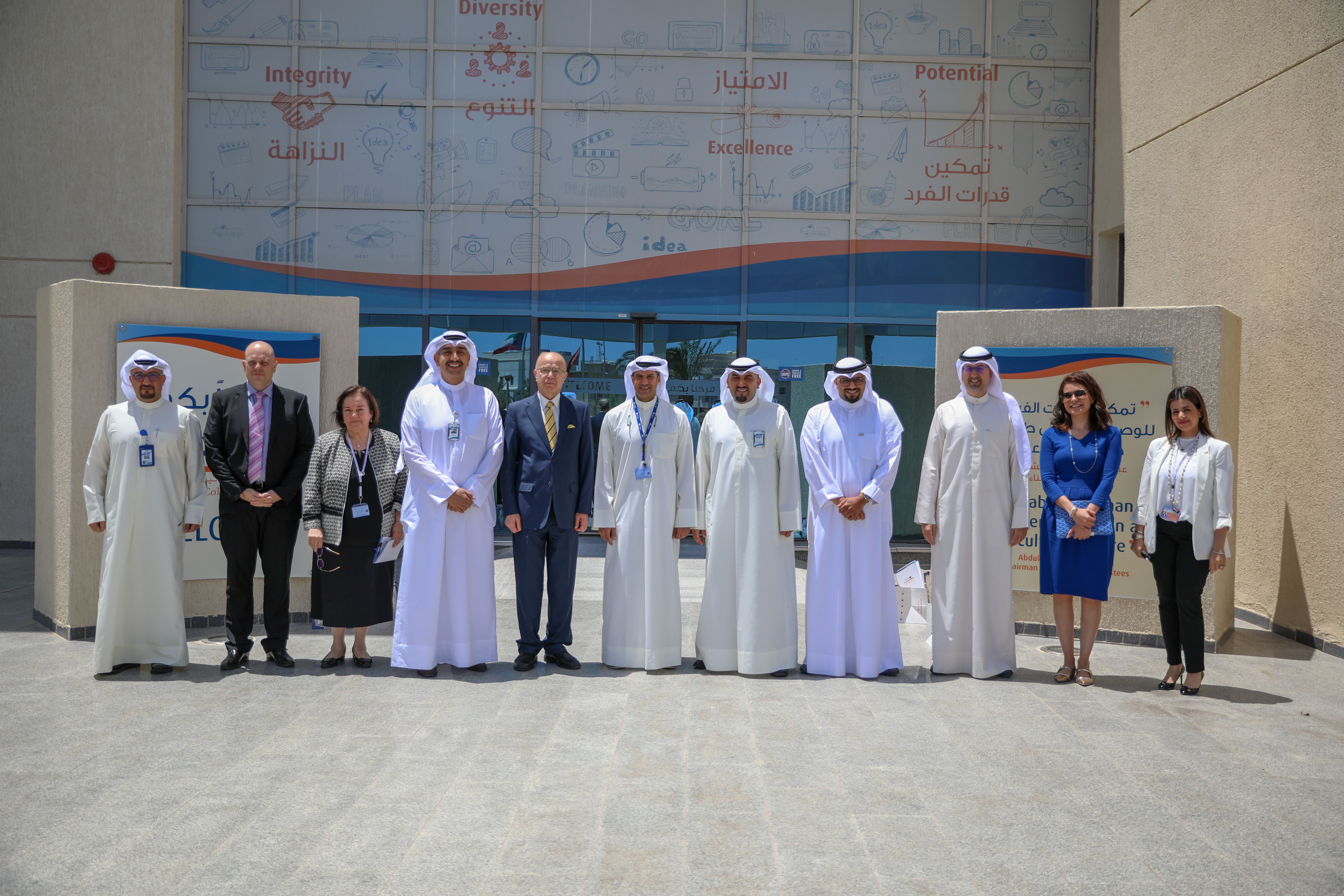 The Australian College of Kuwait Renews Cooperation Agreement with NBK