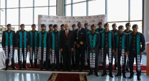 ACK Hosts Graduation for Air Traffic Control Course