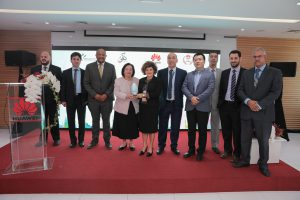 ACK Attends Official Launch Ceremony for Huawei ICT Skill Competition