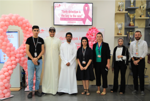 """ACK """"Goes Pink"""" to support Breast Cancer Awareness Campaign"""