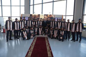 ACK Graduated Ministry of Defense Officers in the Major of Logistics Program