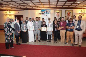 ACK students receive Engineering Excellence Awards at TICE