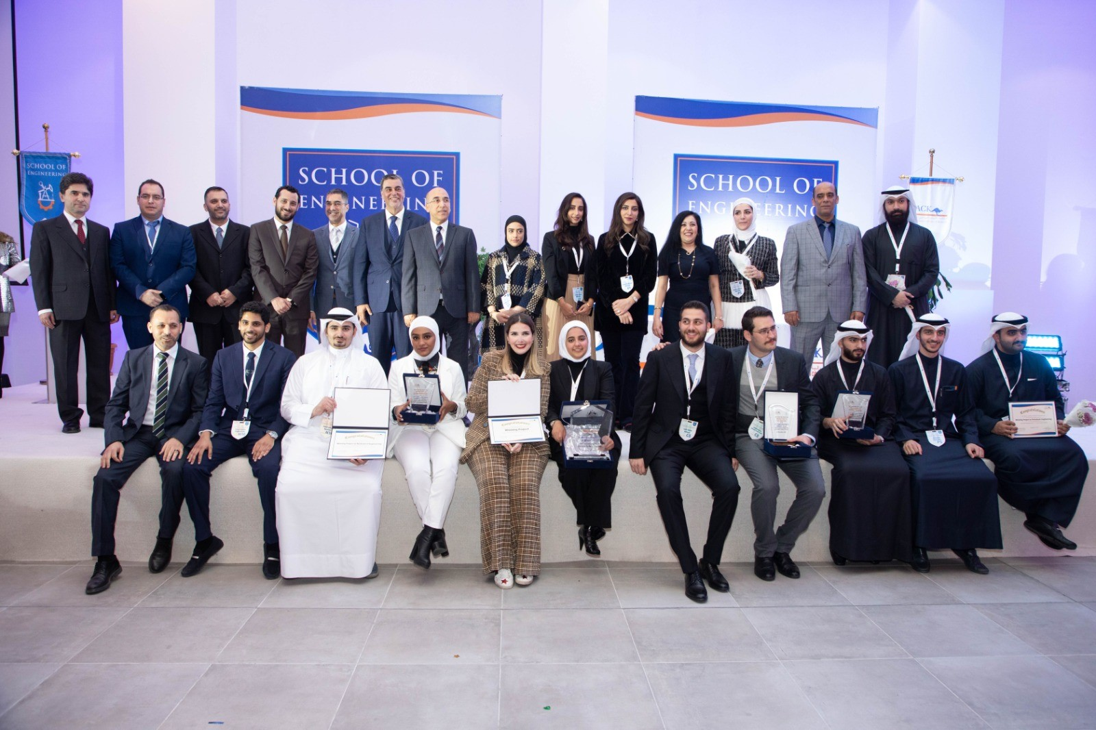 ACK Hosts its 11th Engineering Projects Exhibition