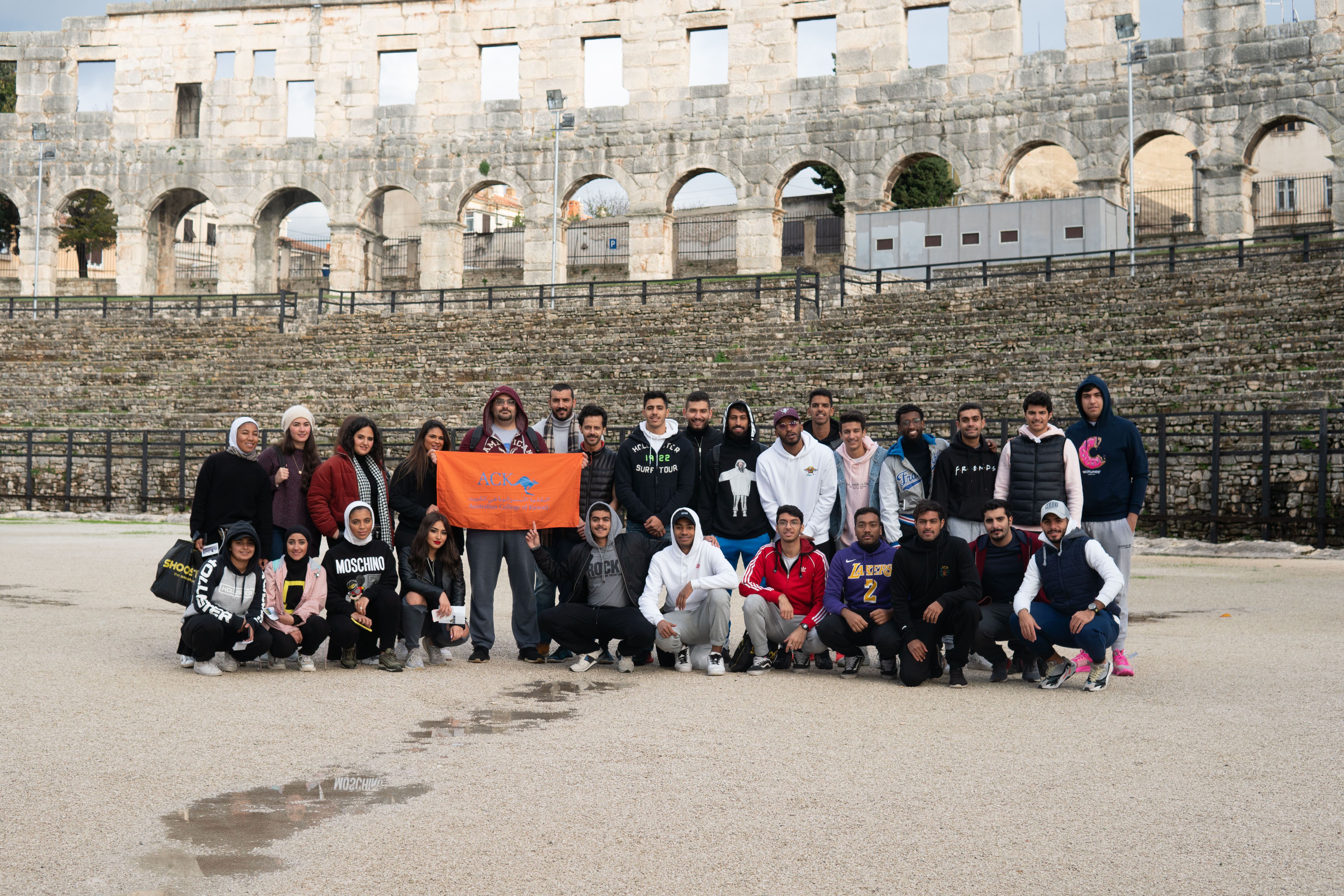 ACK Sports Teams Compete in WIUC 2019