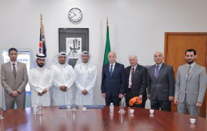 """""""ACK"""" And """"Creative Bits Solutions"""" Signed an Agreement To Facilitate Joint Projects And Training Programs"""