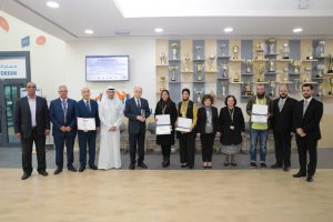 ACK Honors Huawei ICT Skill Competition Winners