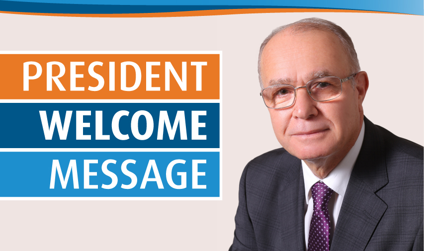 President Welcome Message