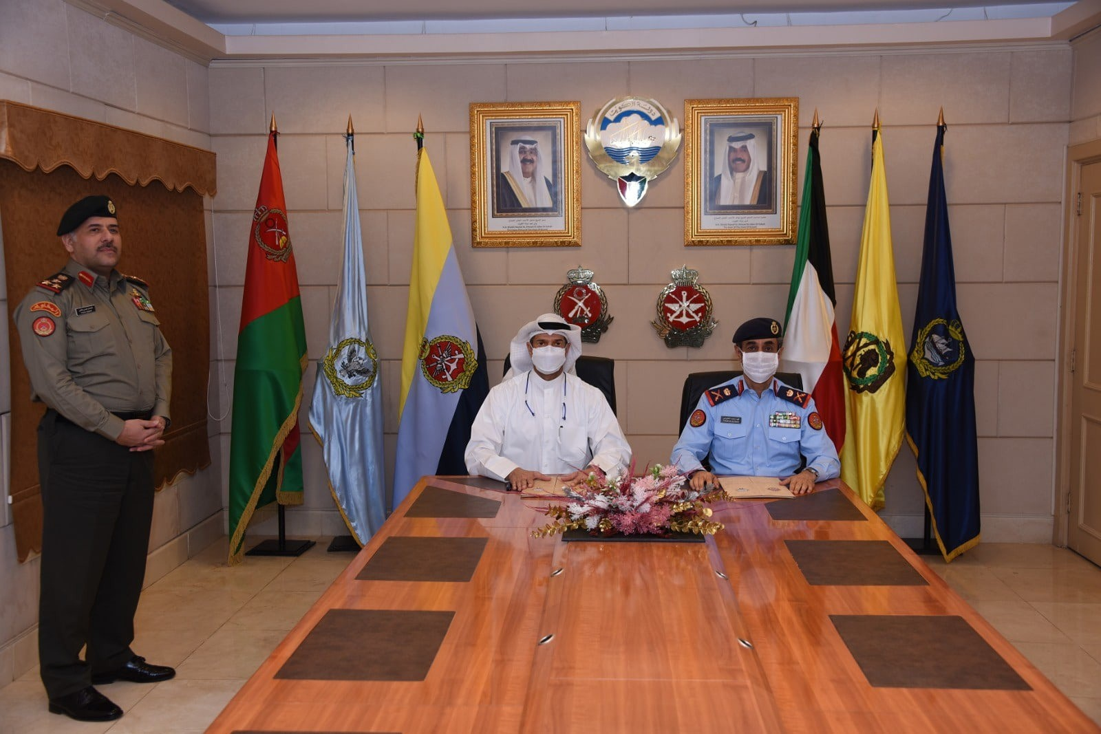 ACK Renews Cooperation Agreement with MOD