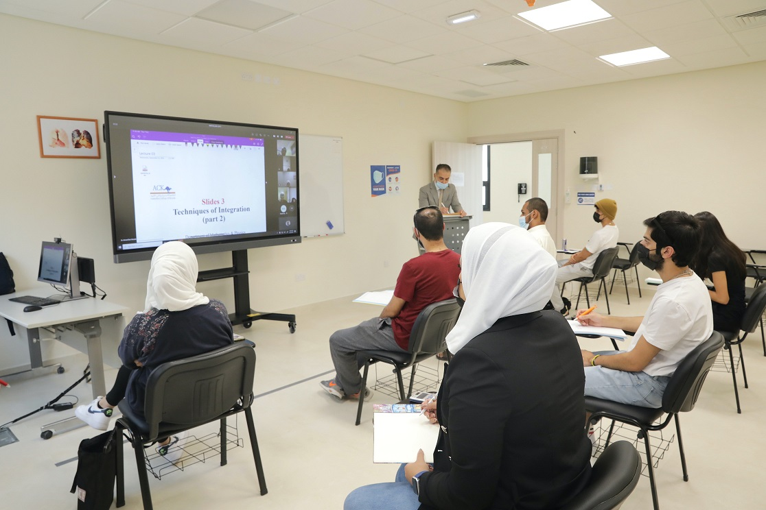 ACK Resumes In-person Classes for Fall 2021-2022